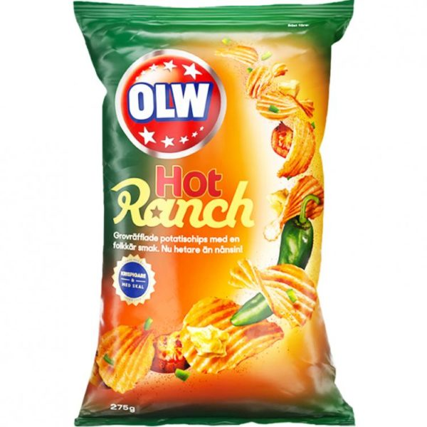 OLW Hot Ranch 175g